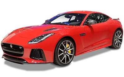 Jaguar F-Type F-Type Coupé 2.0 I4 300PS  Auto