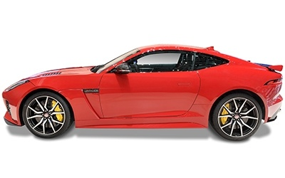 Jaguar F-Type F-Type Coupé 2.0 I4 300PS  Auto (2020)