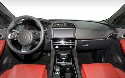 Jaguar F-Pace F-Pace 2.0L i4D 120kW Pure