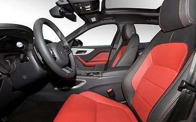 Jaguar F-Pace F-Pace 2.0L i4D 120kW Pure (2020)