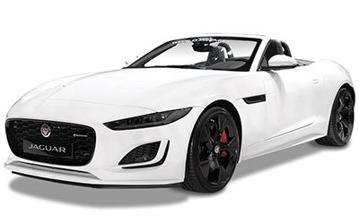 Jaguar F-Type F-Type Convertible 2.0 I4 300PS RWD Auto (2021)