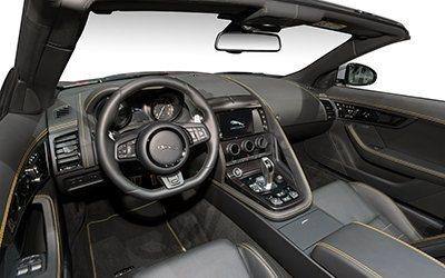 Jaguar F-Type F-Type Convertible 2.0 I4 300PS RWD Auto (2020)