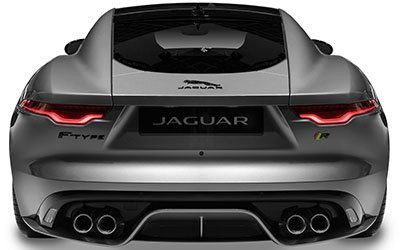 Jaguar F-Type F-Type Coupé 2.0 I4 300PS RWD Auto (2021)