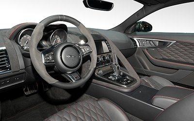 Jaguar F-Type F-Type Coupé 2.0 I4 300PS  Auto (2020)