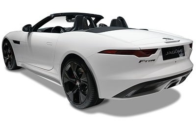 Jaguar F-Type F-Type Convertible 2.0 I4 300PS RWD Auto (2022)