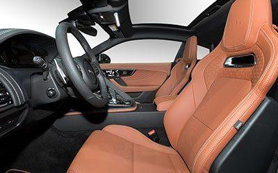 Jaguar F-Type F-Type Coupé 2.0 I4 300PS RWD Auto (2022)
