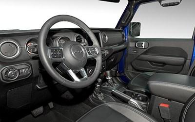 Jeep Wrangler Wrangler 4 Puertas 4p 2.2 CRD Sport 8ATX E6D