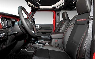 Jeep Wrangler Wrangler 2 Puertas 2.0T GME Sport 8ATX E6D (2019)