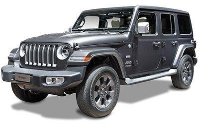 Jeep Wrangler Wrangler 4 Puertas 4p 2.0T GME Sport 8ATX E6D (2020)