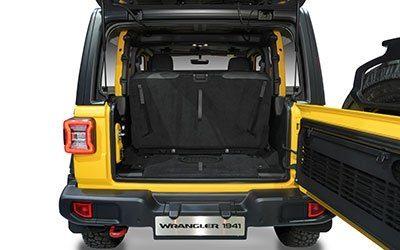 Jeep Wrangler Wrangler 2 Puertas 2.0T GME Sport 8ATX E6D (2020)
