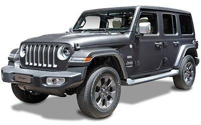 Jeep Wrangler Wrangler 4 Puertas 4p 2.0T GME Sport 8ATX E6D (2021)