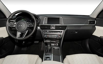 Kia Optima 1.6 CRDi 100kW (136CV) Drive