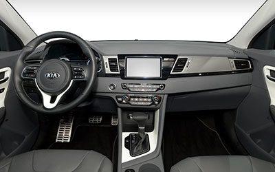 Kia Niro Niro 1.6 GDi Híbrido 104kW (141CV) Concept
