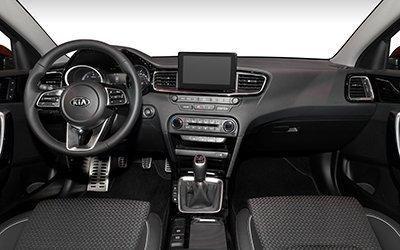 KIA Ceed Ceed GT 1.6 T-GDi 150kW (204CV)  DCT (2021)