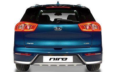 Kia e-Niro e-Niro  100kW (136CV) Concept (2019)