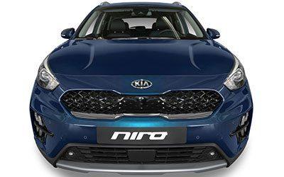 Kia Niro PHEV Niro PHEV 1.6 GDi PHEV 104kW (141CV) Concept (2020)
