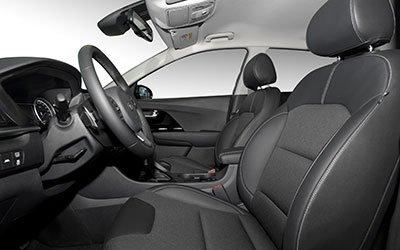 Kia Niro Niro 1.6 GDi HEV 104kW (141CV) Concept (2020)