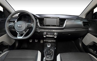 Kia Stonic Stonic 1.2 CVVT 62kW (84CV) Concept Eco-Dynam (2020)