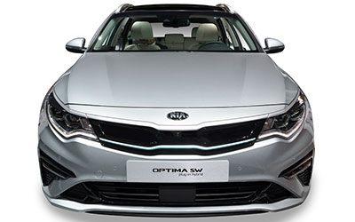 Kia Optima SW Optima SW SW 1.6 CRDi 100kW (136CV) Concept