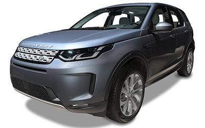 Land Rover Discovery Sport Discovery Sport 2.0D eD4 150 PS FWD Manual Standard (2020)