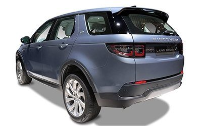 Land Rover Discovery Sport Discovery Sport 2.0D eD4 163 PS FWD Manual Standard (2021)