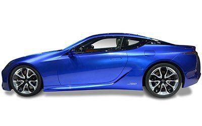 Lexus LC LC 3.5 V6 500h Luxury (2021)