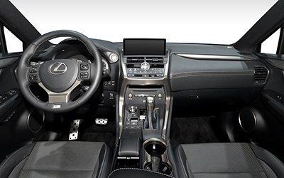 Lexus NX NX 2.5 300h Eco 2WD (2021)