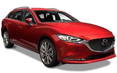 Mazda6 Mazda6 Wagon 2.0 SKYACTIVE-G 107kW Evolution WGN (2019)