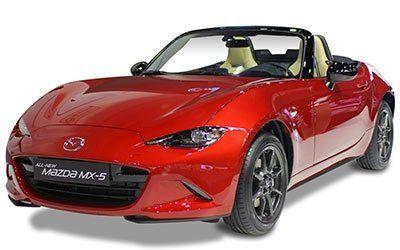 Mazda MX-5 MX-5 ST SKYACTIV-G 2.0 135kW (184CV) MT Zenith (2021)