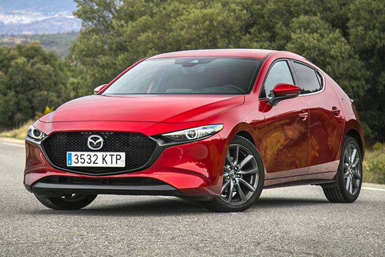 Imagen del Mazda3 5 puertas