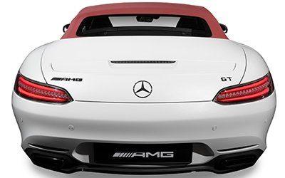 Mercedes AMG GT AMG GT Roadster  S  (2020)