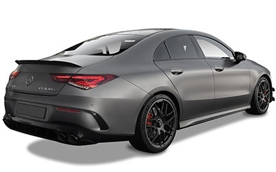 Mercedes CLA CLA AMG  Mercedes- 35 4MATIC+ (2020)