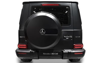 Mercedes Clase G Clase G AMG Mercedes- G 63 (2019)