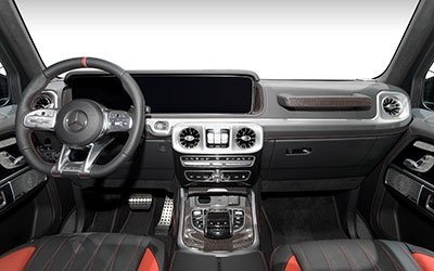 Mercedes Clase G Clase G G 350 D (2020)