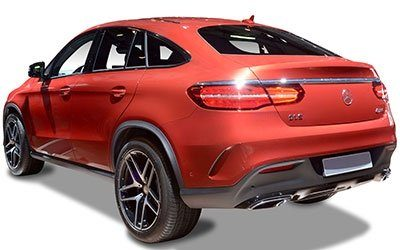 Mercedes GLE Coupé Clase GLE Coupé GLE 350 d 4MATIC (2018)