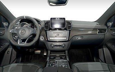 Mercedes GLE Coupé GLE Coupé AMG Mercedes- GLE 43 4MATIC (2018)