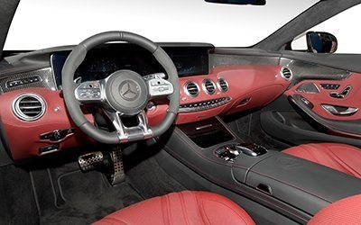Mercedes Clase S Clase S Cabrio S 560 (2019)