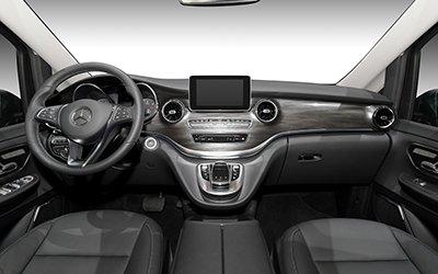 Mercedes Clase V Clase V 4 puertas 220 d Rise Compacto (2020)