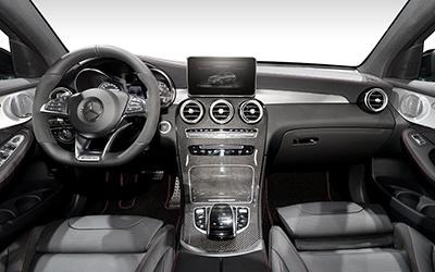 Mercedes GLC Coupé Clase GLC Coupé GLC 200 d 4MATIC