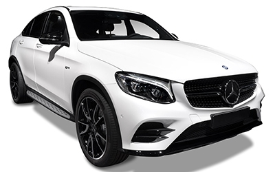 Mercedes GLC Coupé Clase GLC Coupé GLC 200 d 4MATIC (2020)