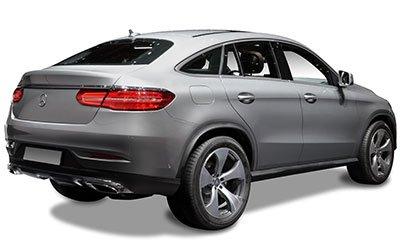 Mercedes GLE Coupé Clase GLE Coupé GLE 350 d 4MATIC