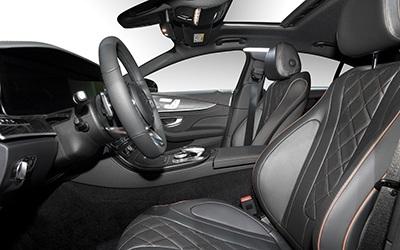 Mercedes CLS CLS AMG Mercedes- CLS 53 4MATIC+ (2019)