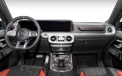Mercedes Clase G Clase G AMG Mercedes- G 63