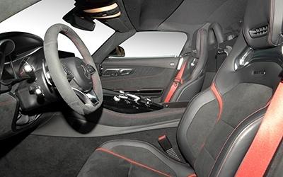 Mercedes AMG GT AMG GT Roadster  S  (2019)