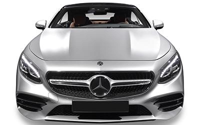 Mercedes Clase S Clase S AMG Mercedes- S 63 4MATIC+