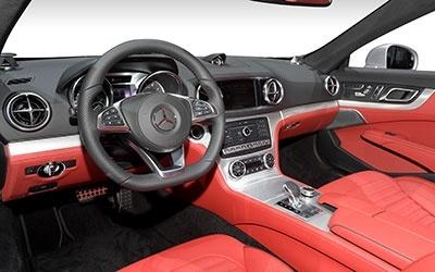 Mercedes SL Clase SL AMG Mercedes- SL 63