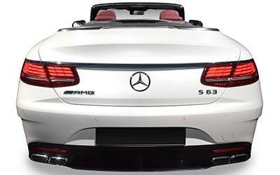 Mercedes Clase S Clase S Cabrio S 560