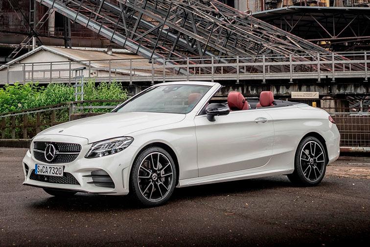 Imagen del Mercedes Clase C Cabrio