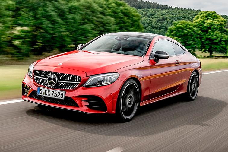 Imagen del Mercedes Clase C Coupé