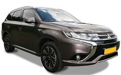 Mitsubishi Outlander Outlander PHEV 2.4  Motion Auto 4WD